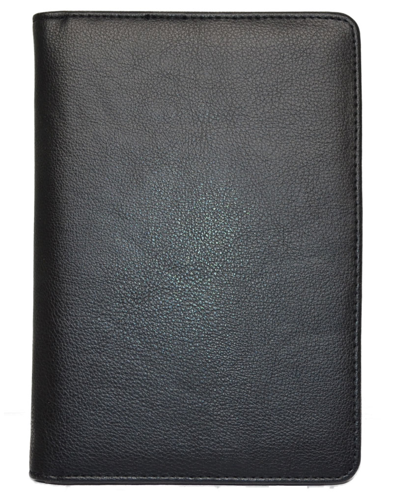 Classic Book Cover Diary : Faux leather journals journal books